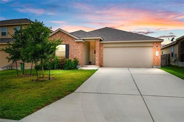 444 Druse Ln, Jarrell, TX 76537 (#7578900) :: Service First Real Estate