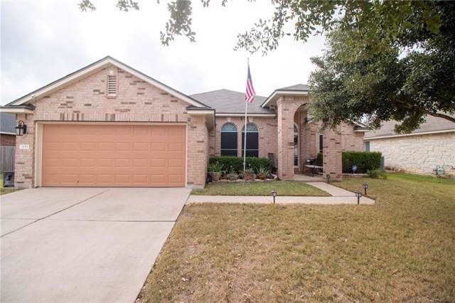 3155 Corrigan Ln, Round Rock, TX 78665 (#7579102) :: R3 Marketing Group