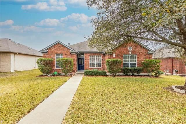 1109 Black Locust Dr, Pflugerville, TX 78660 (#7580006) :: Papasan Real Estate Team @ Keller Williams Realty