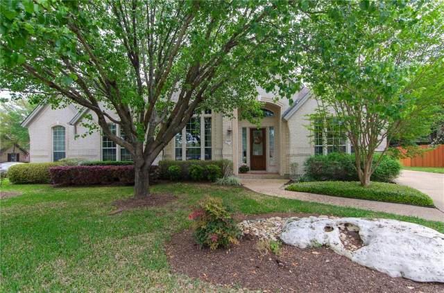 2901 Bryco Cv, Round Rock, TX 78681 (#7580528) :: Ben Kinney Real Estate Team