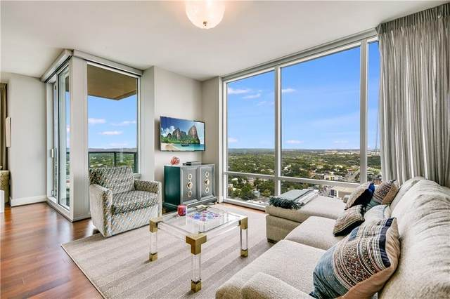 300 Bowie St #3405, Austin, TX 78703 (#7581357) :: Green City Realty