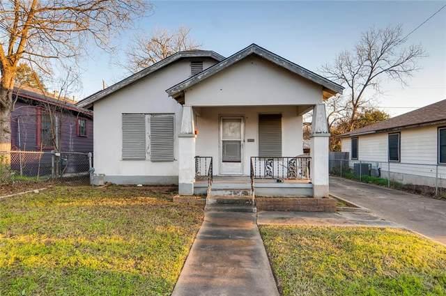 3017 E 14th St, Austin, TX 78702 (#7581786) :: Ben Kinney Real Estate Team