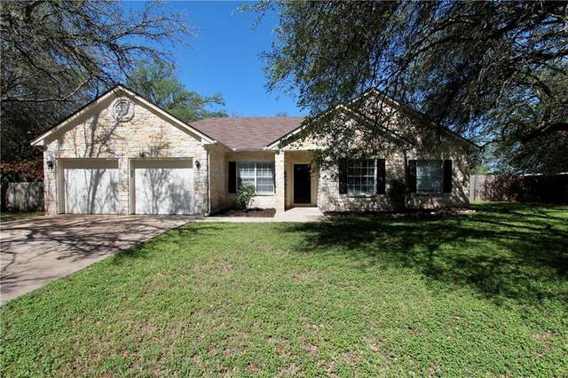 214 Barrington Dr, Liberty Hill, TX 78642 (#7585078) :: Realty Executives - Town & Country