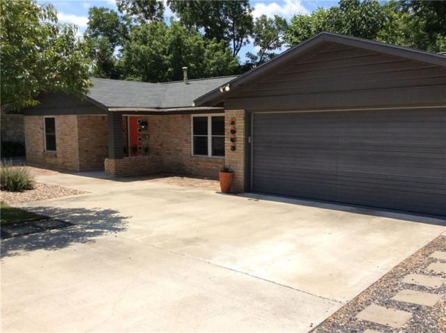 2805 N Silverway Dr S, Austin, TX 78757 (#7585482) :: Ben Kinney Real Estate Team