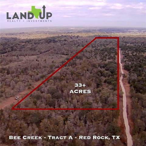 TBD Tract A Wilson Rd, Red Rock, TX 78662 (MLS #7587213) :: Brautigan Realty