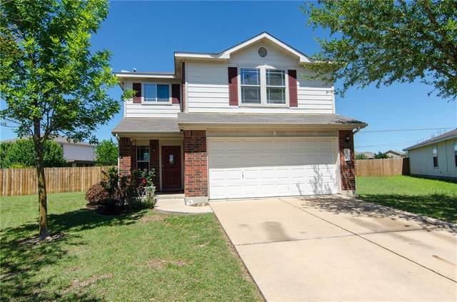 1005 Bakers Cv, Hutto, TX 78634 (#7589419) :: The Summers Group