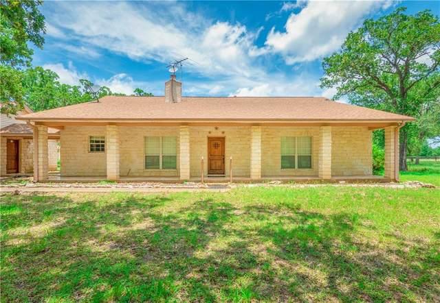 4890 Windmill Cv, Waelder, TX 78959 (#7589747) :: Papasan Real Estate Team @ Keller Williams Realty