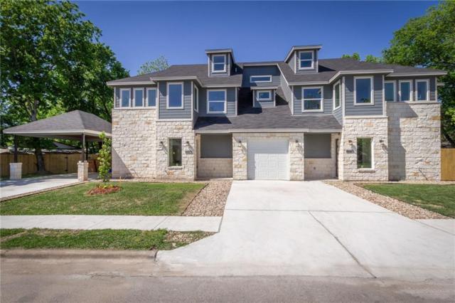 5408 Prock Ln A, Austin, TX 78721 (#7590539) :: Austin International Group LLC