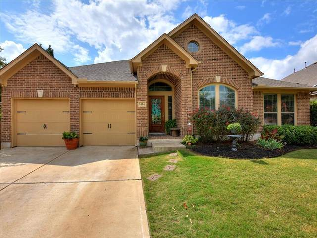 1814 Tall Chief, Leander, TX 78641 (#7592132) :: The Perry Henderson Group at Berkshire Hathaway Texas Realty