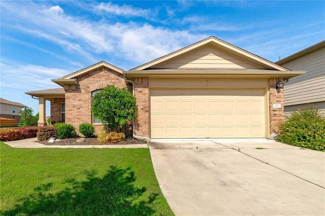 1101 Plateau Trl, Georgetown, TX 78626 (#7592576) :: First Texas Brokerage Company