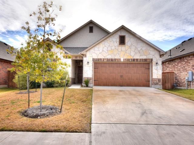 1432 Macfarland St, Leander, TX 78641 (#7593223) :: The Gregory Group