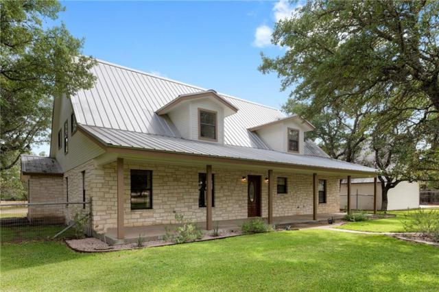 121 Circle Oaks Dr, Burnet, TX 78611 (#7593462) :: The Perry Henderson Group at Berkshire Hathaway Texas Realty