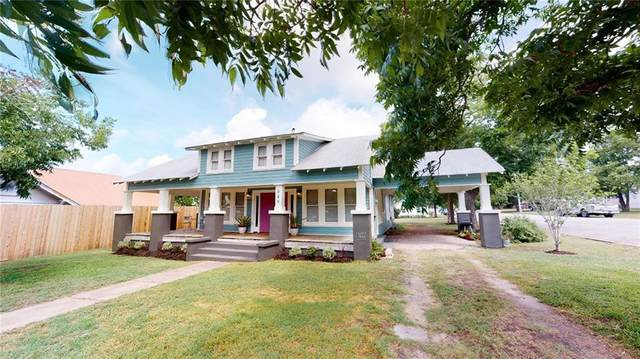 949 E Upper Line St, La Grange, TX 78945 (#7593468) :: Papasan Real Estate Team @ Keller Williams Realty