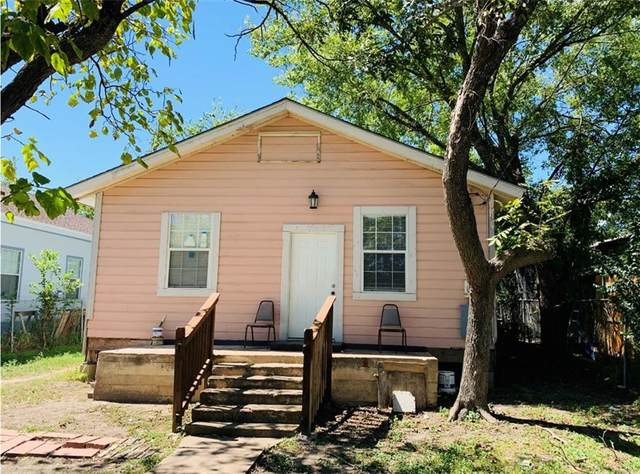 516 Symes St, Taylor, TX 76574 (#7595386) :: Zina & Co. Real Estate