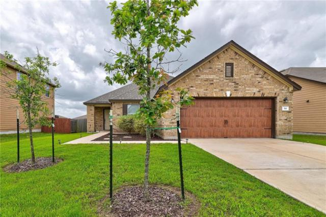 511 Carrington St, Hutto, TX 78634 (#7597151) :: The Heyl Group at Keller Williams