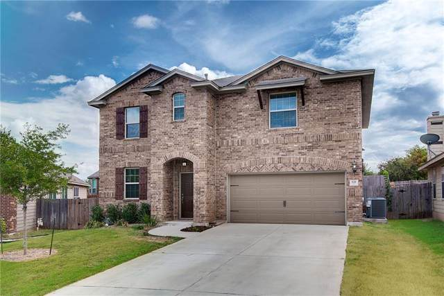 121 Shiloh Cv, Hutto, TX 78634 (#7598675) :: Papasan Real Estate Team @ Keller Williams Realty