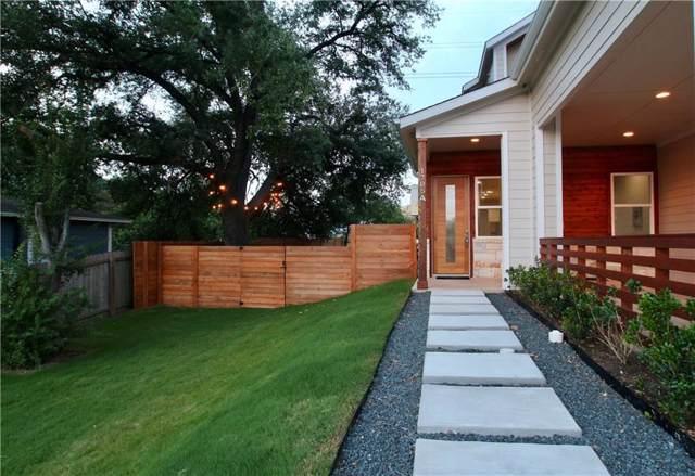 1705 Elmira Rd A, Austin, TX 78721 (#7598695) :: The Heyl Group at Keller Williams