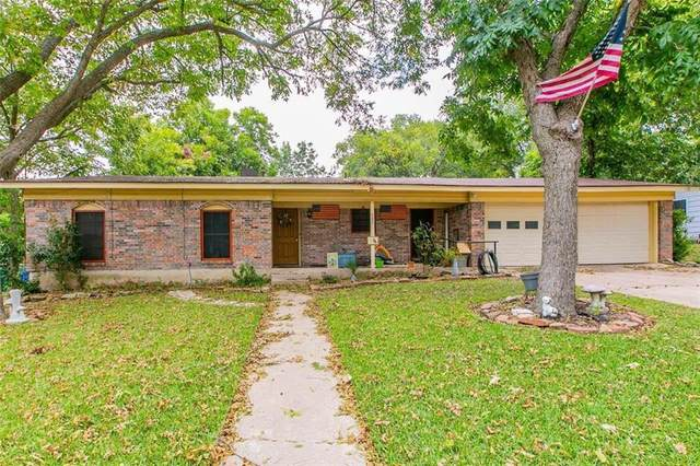 903 George St, Taylor, TX 76574 (#7602754) :: R3 Marketing Group