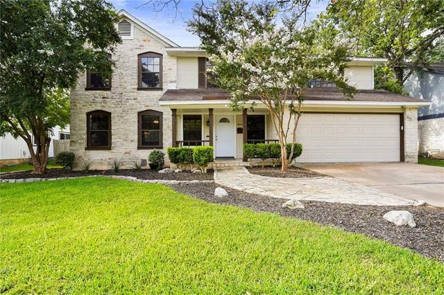 804 Timber Trl, Cedar Park, TX 78613 (#7602782) :: Papasan Real Estate Team @ Keller Williams Realty