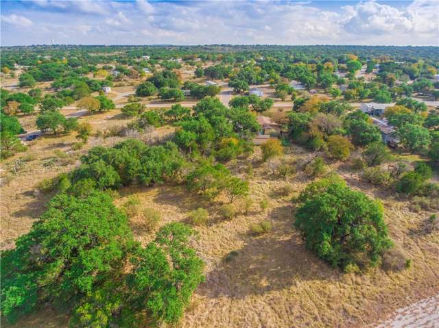 TBD Spear Pt, Horseshoe Bay, TX 78657 (MLS #7605576) :: Vista Real Estate