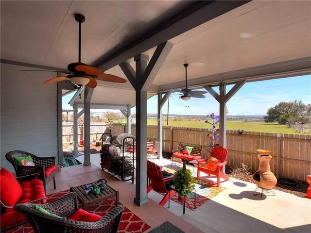 215 Cailin Ct, Burnet, TX 78611 (#7606400) :: Papasan Real Estate Team @ Keller Williams Realty