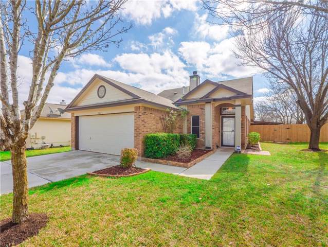 1701 Shire St, Pflugerville, TX 78660 (#7606471) :: The Perry Henderson Group at Berkshire Hathaway Texas Realty