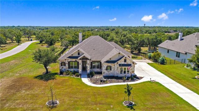 1007 Telling Wind, Liberty Hill, TX 78642 (#7607678) :: Douglas Residential