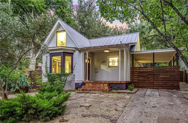 1207 Alta Vista Ave, Austin, TX 78704 (#7609002) :: Lauren McCoy with David Brodsky Properties