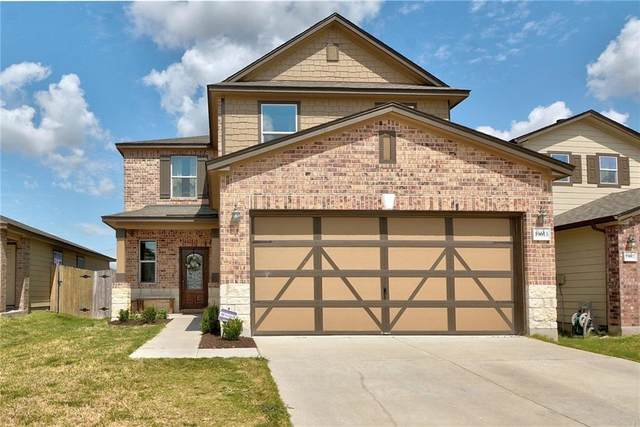 13613 Benjamin Harrison St, Manor, TX 78653 (#7609321) :: The Summers Group