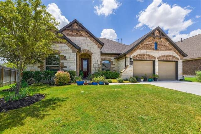 1813 Grebe Dr, Pflugerville, TX 78660 (#7610346) :: The Heyl Group at Keller Williams
