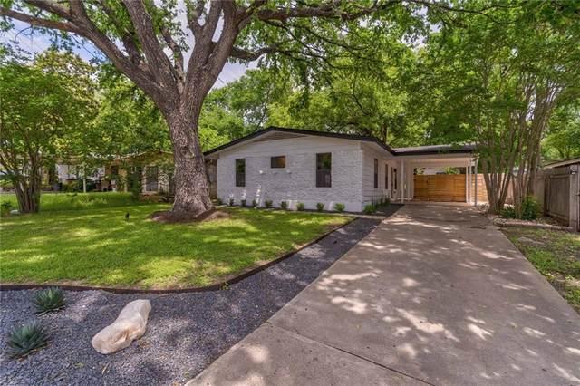4716 Bandera Rd, Austin, TX 78721 (#7611072) :: Zina & Co. Real Estate