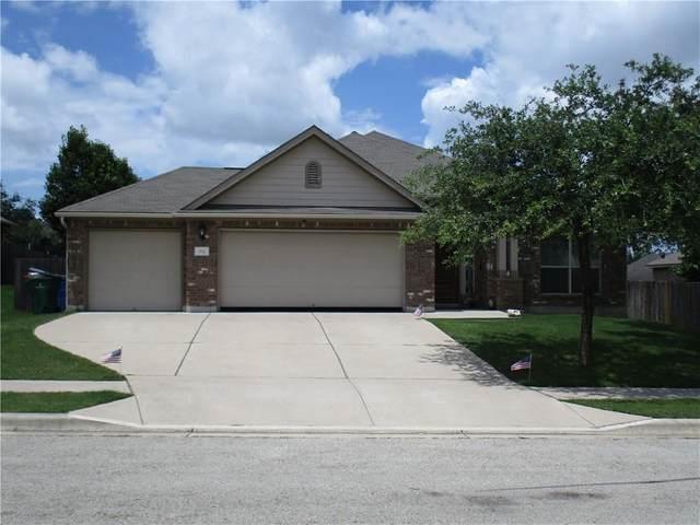 532 Brown Juniper Way, Round Rock, TX 78664 (#7613631) :: ORO Realty