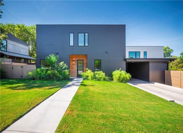 907 Barton Skwy, Austin, TX 78704 (#7615789) :: Lauren McCoy with David Brodsky Properties