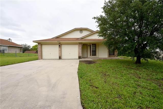 2809 Persimmon Dr, Killeen, TX 76543 (#7615916) :: Lauren McCoy with David Brodsky Properties