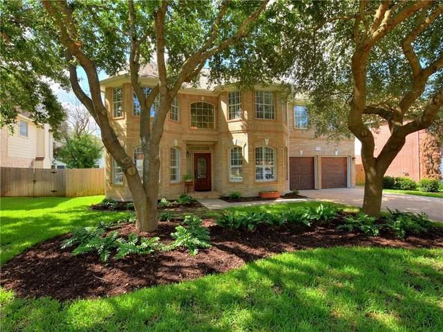 702 Delmar Dr, Georgetown, TX 78626 (#7616043) :: Papasan Real Estate Team @ Keller Williams Realty