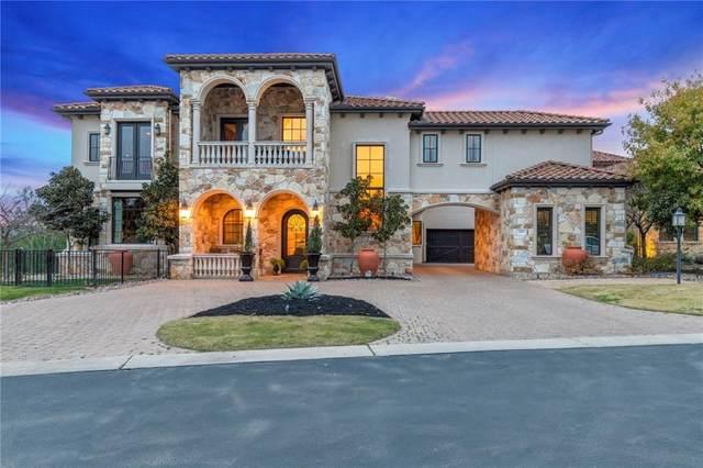 409 Rough Hollow Cv, Austin, TX 78734 (#7619698) :: Papasan Real Estate Team @ Keller Williams Realty