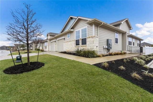 1701 Logan Dr #45, Round Rock, TX 78664 (#7620657) :: The Summers Group