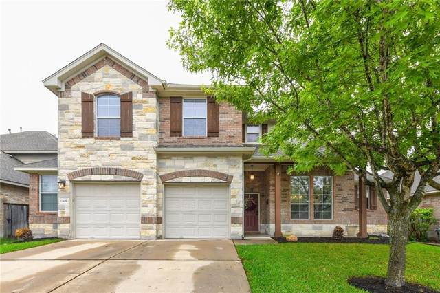13809 Tercel Trce, Manor, TX 78653 (#7620689) :: RE/MAX IDEAL REALTY