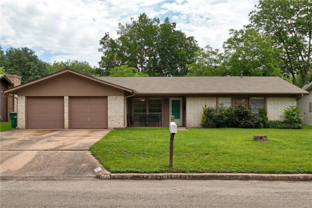 2208 Smith Ave, Taylor, TX 76574 (#7620986) :: The Heyl Group at Keller Williams