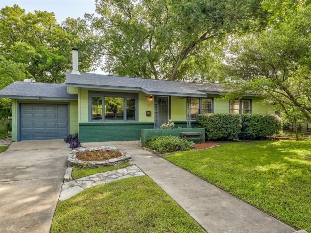1706 Morrow St, Austin, TX 78757 (#7621569) :: The Heyl Group at Keller Williams