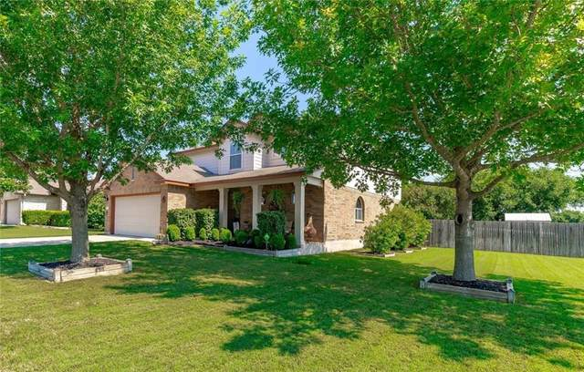 618 Holbrooke St, Hutto, TX 78634 (#7623898) :: The Perry Henderson Group at Berkshire Hathaway Texas Realty