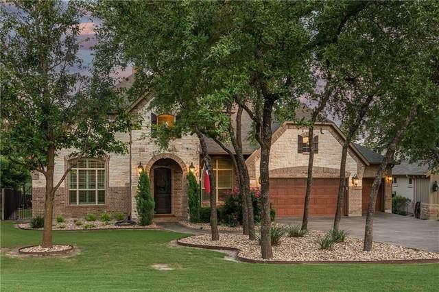 8913 Geranium Cv, Austin, TX 78738 (#7624563) :: Green City Realty