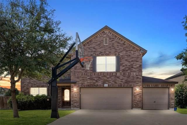 2000 Woodway Dr, Leander, TX 78641 (#7625130) :: Papasan Real Estate Team @ Keller Williams Realty