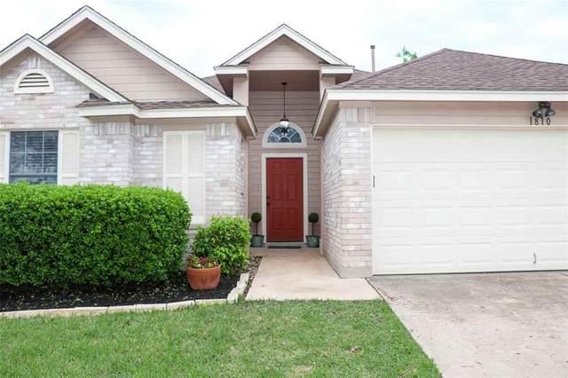 1810 Waterfall Ave, Leander, TX 78641 (#7626621) :: Ben Kinney Real Estate Team