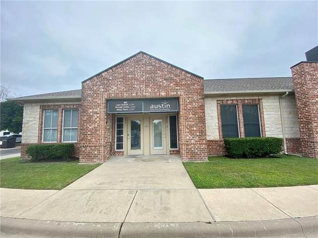 595 Round Rock West Dr #505, Round Rock, TX 78681 (#7631088) :: The Heyl Group at Keller Williams