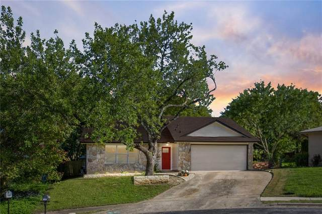 8105 Criswood Pl, Austin, TX 78748 (#7633000) :: Realty Executives - Town & Country