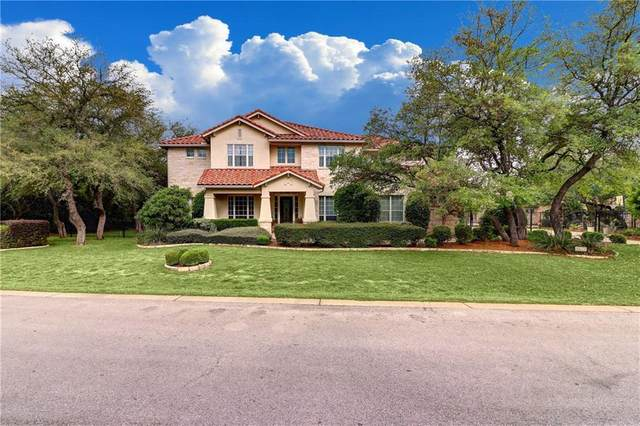 5700 Laguna Cliff Ln, Austin, TX 78734 (#7633002) :: Papasan Real Estate Team @ Keller Williams Realty