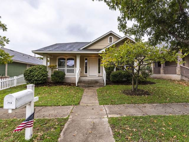 713 Hogan, Kyle, TX 78640 (#7633005) :: Kourtnie Bertram | RE/MAX River Cities