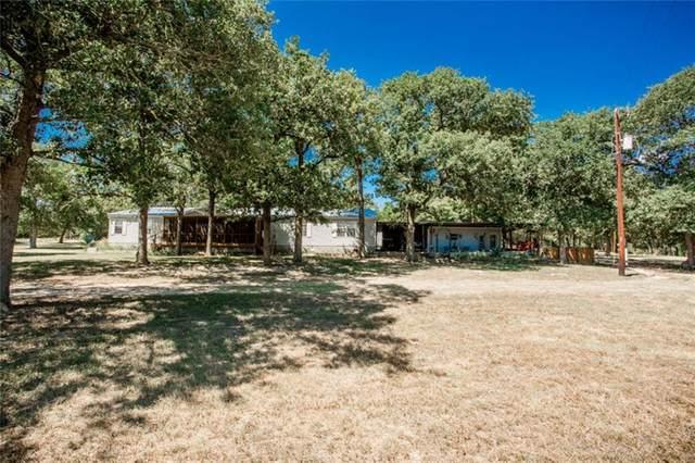 281 Antioch Rd, Paige, TX 78659 (MLS #7633703) :: Vista Real Estate