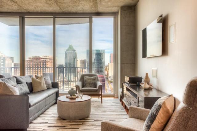 360 Nueces St #2403, Austin, TX 78701 (#7633800) :: Papasan Real Estate Team @ Keller Williams Realty